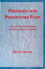 Printmaking with photopolymer plate