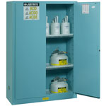 Justrite 45 Gallon Acid Storage Cabinet