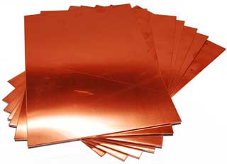 Copper Printmaking Plate