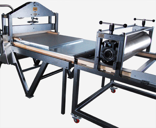 Takach Press - Combination Press Etching And Litho